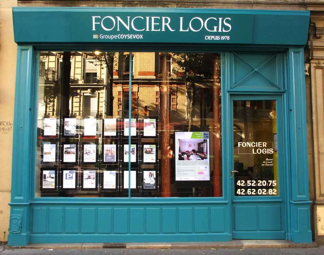 Agence FONCIER LOGIS COYSEVOX